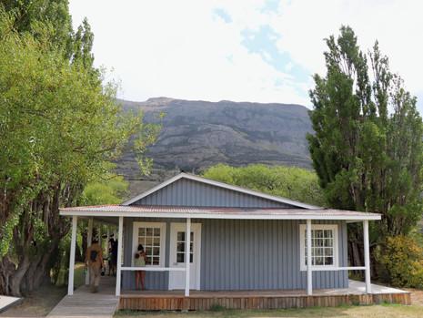 Inauguran Casa Museo Lucas Bridges en Parque Patagonia