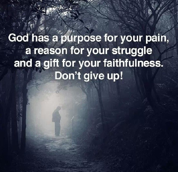 Trusting God in the Mist of Suffering