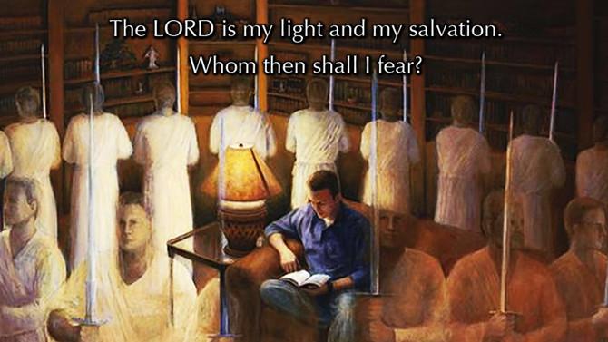 My Light and Salvation