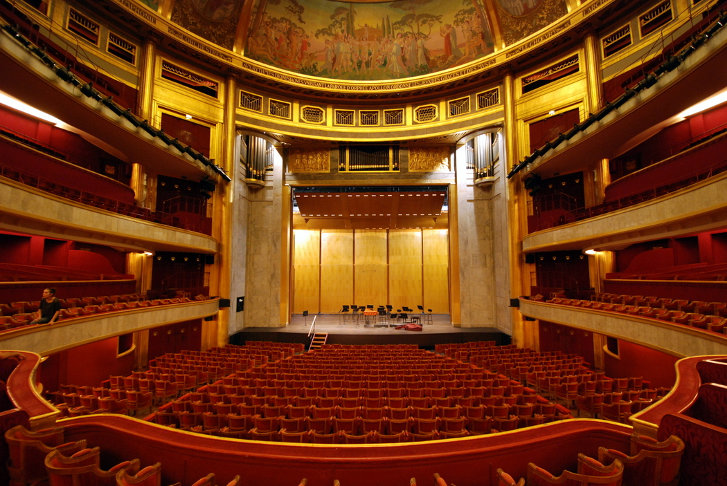 Théâtre des Champs Elysées