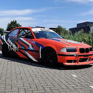 BMW R30 - Full color print