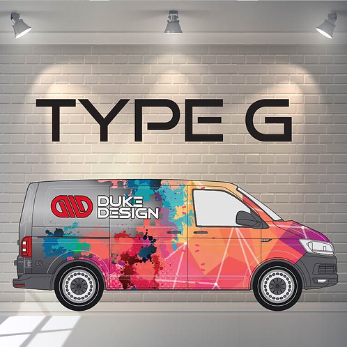 Car Wrapping Type G