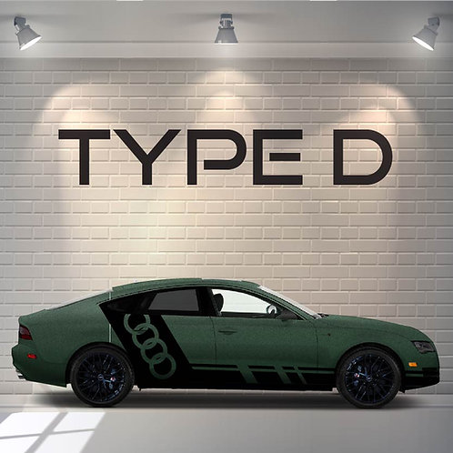Car Wrapping Type D