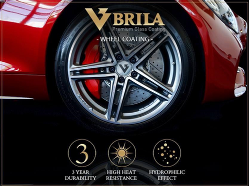 BRILA WHEEL COATING