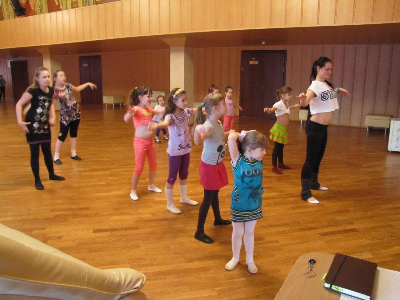 Филиал Школы Танца ДЖАЙРАН в Воронов