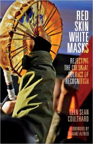 Red Skin White Mask