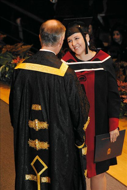 UBC Graduation 2013