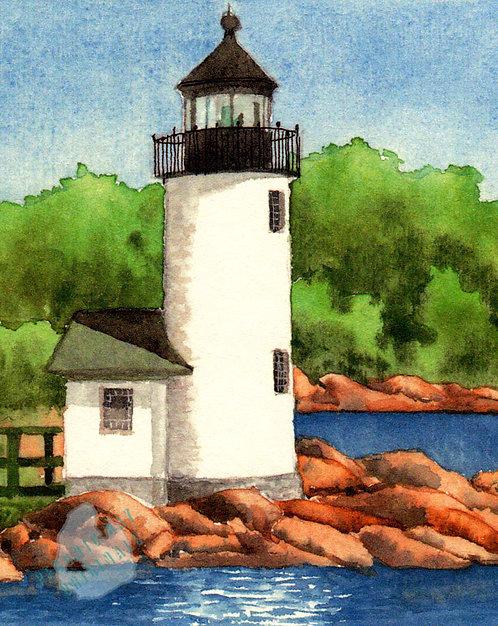 Y24 Annisquam Lighthouse