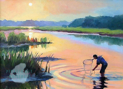 O36 Crabber at the Creek