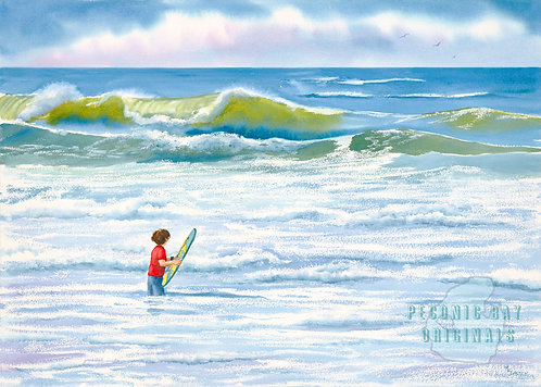 P06 The Boy and the Wave