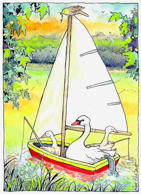 A06 Summer Sail