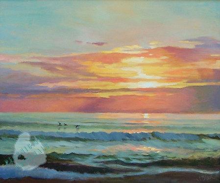 O09 Atlantic Sunrise