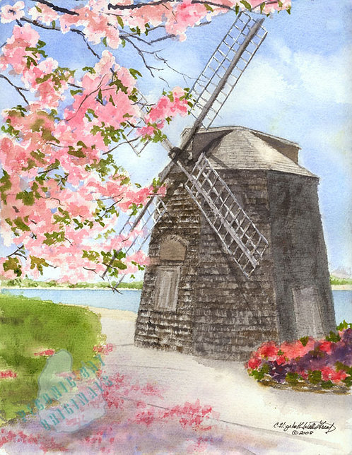 G67 Sag Harbor Windmill