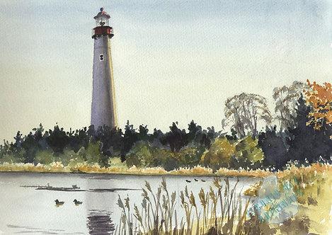 I01 Cape May Lighthouse
