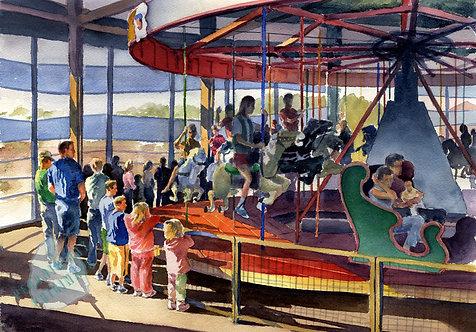 I37 Greenport Carousel