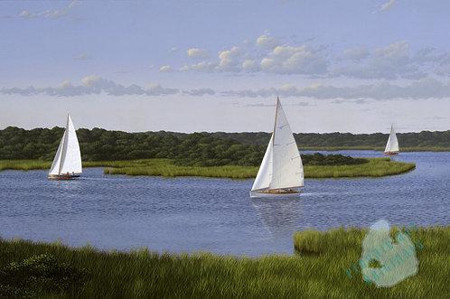 F37 Evening Sail