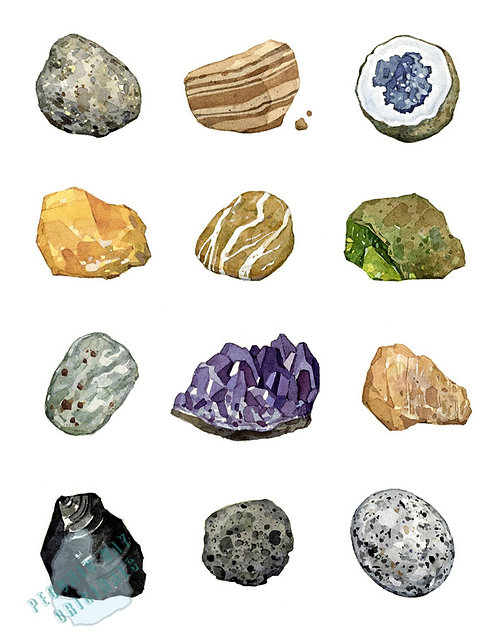 H09 Rock Collection