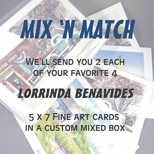 Mix 'n Match Box BENAVIDES