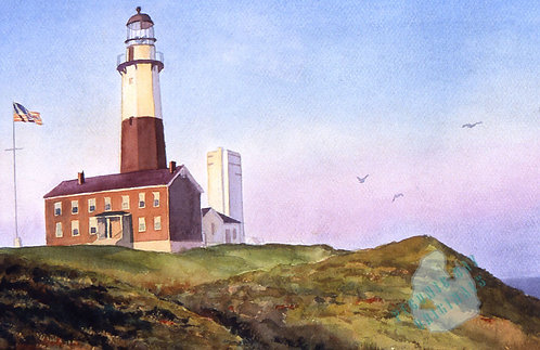 I04 Montauk Lighthouse