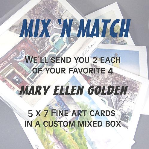 Mix 'n Match Box GOLDEN