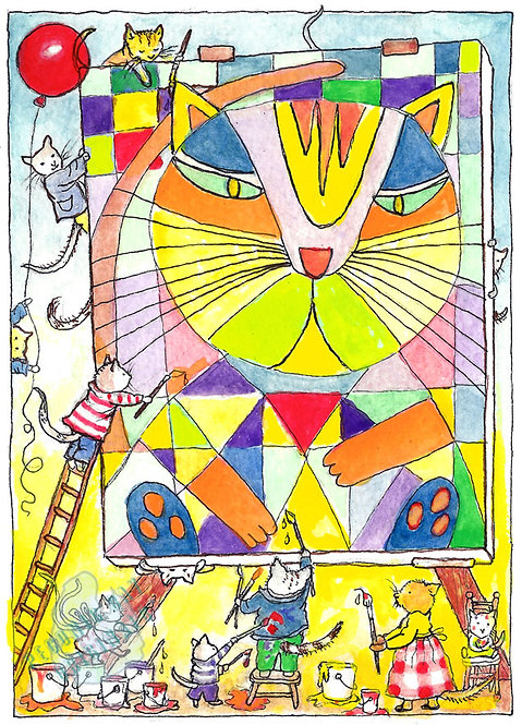 A09 The Klee Cat Family