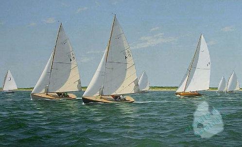 F35 Yacht Club Race Day