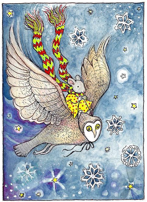 A15 Lils' Owl Ride