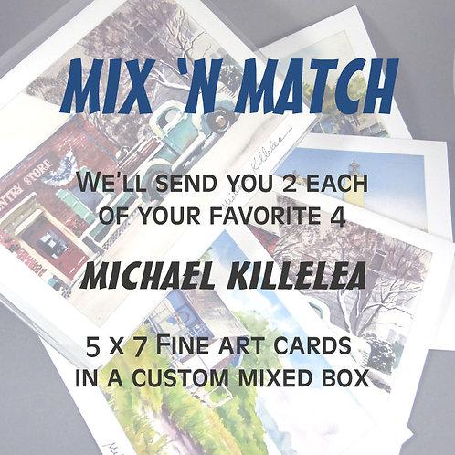 Mix 'n Match Box KILLELEA