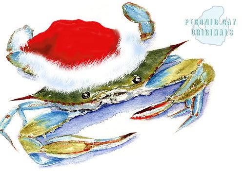 P02 Crabby Claus