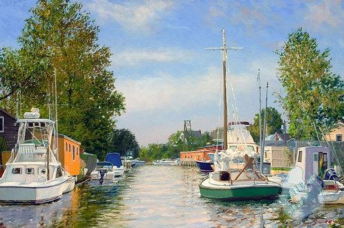 B64 Bayshore Canal