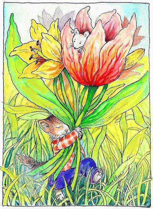 A07 Lil's Tulip Ride
