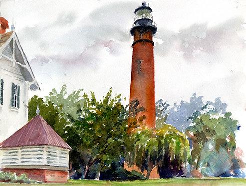 I18 Currituck Lighthouse