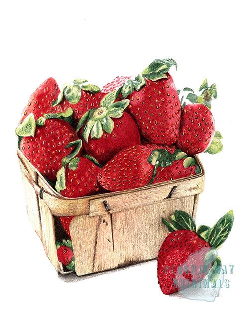 V09 Pint of Strawberries