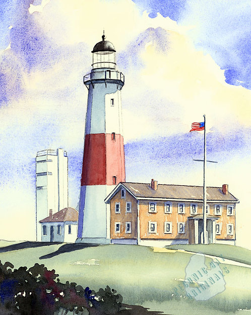 C01 Montauk Lighthouse