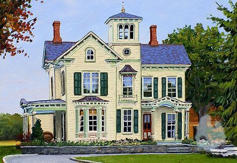 R21 Hawkins House