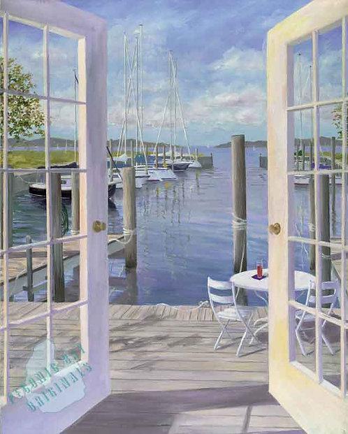 S64 Dockside at the Marina