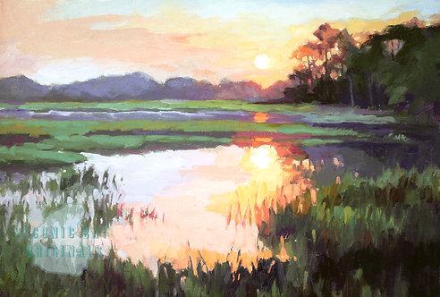 O23 Serene Sunrise