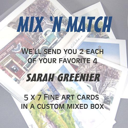 Mix 'n Match Box GREENIER