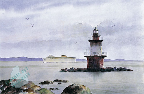 I17 Orient Point Lighthouse