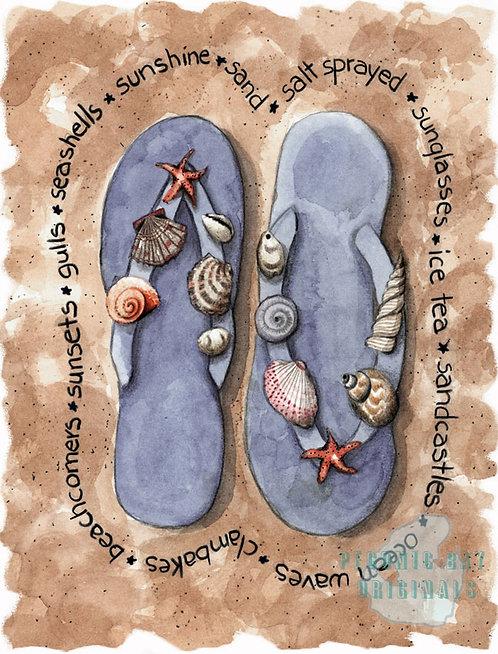 V05 Beach Sandals