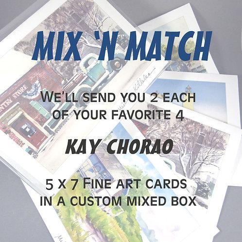 Mix 'n Match Box CHORAO