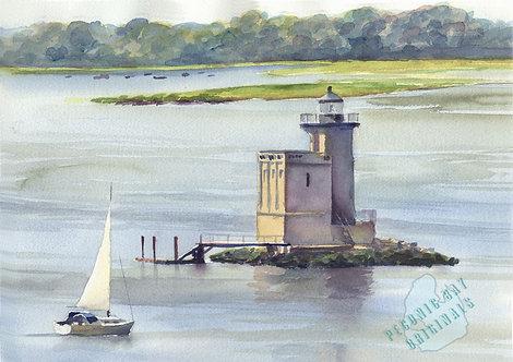 I06 Huntington Harbor Light - PM