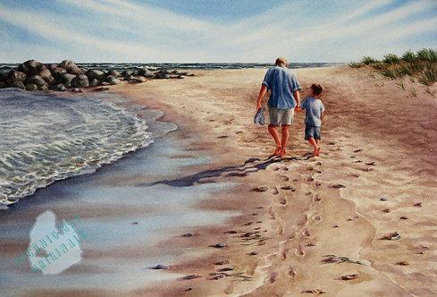E02 Beach Walk