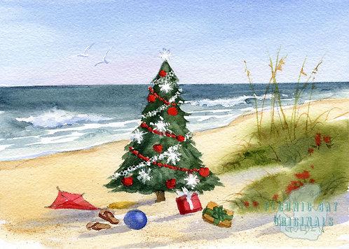 P05 Christmas at the Beach