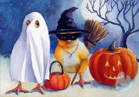 Z17 Halloween Chicklings