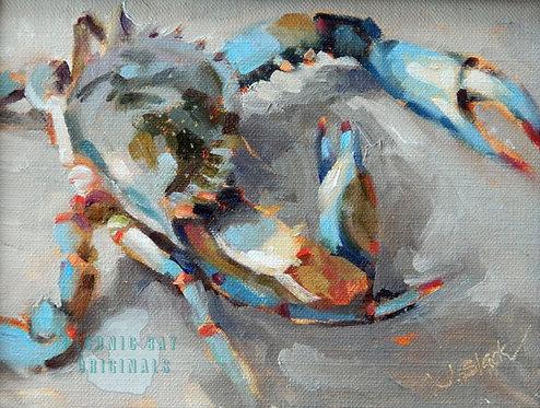 O33 Blue Crab