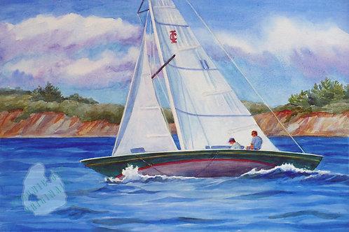 Z11 Sailboat