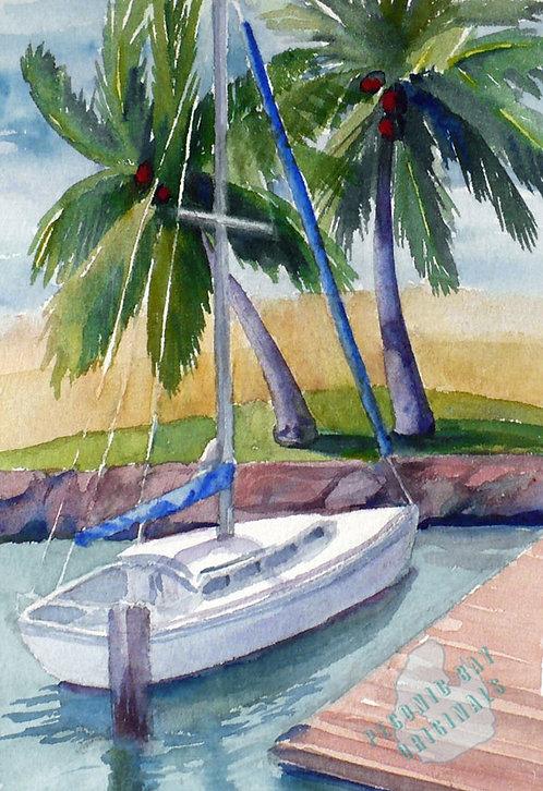 Z26 Marina Boat