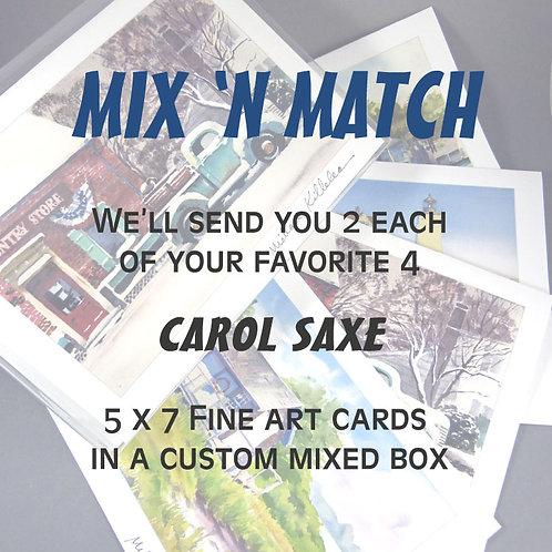 Mix 'n Match Box SAXE