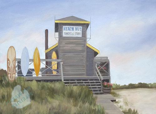 S147 Beach Hut Amagansett